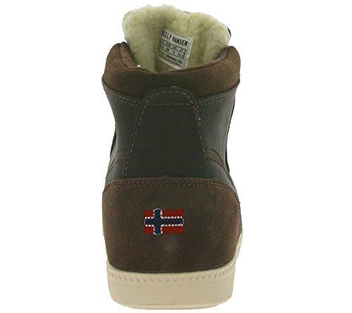 Helly Hansen - Botas de Piel para mujer marrón marrón marrón