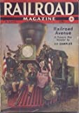 img - for RAILROAD Magazine: April, Apr. 1940 book / textbook / text book