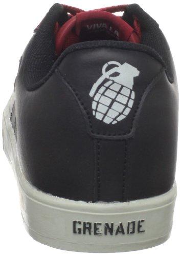 Grenade Mens Décontracté Skate Chaussure Cardinal