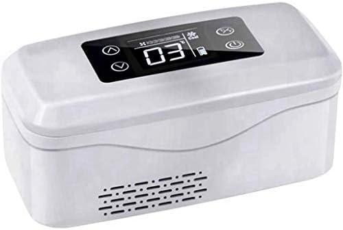 NO BRAND Cuadro de la hormona del congelador Mini-portátil Que se ...