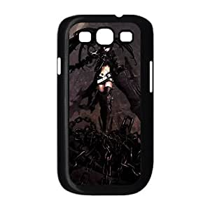 Black Rock Shooter Anime 3 Samsung Galaxy S3 9 Cell Phone Case Black 05Go-246895