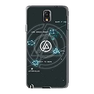 Samsung Galaxy Note3 GLx18821VGsm Provide Private Custom Beautiful Linkin Park Pictures Protector Hard Phone Covers -AnnaDubois