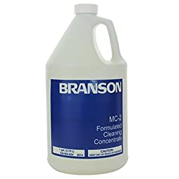 BRANSON 100-955-834 Metal 2 Cleaner, 3\