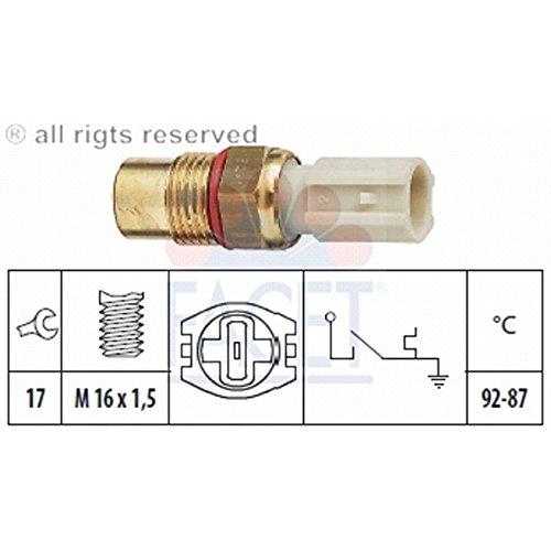 Facet 7.5291 Temperature Switch, radiator fan: