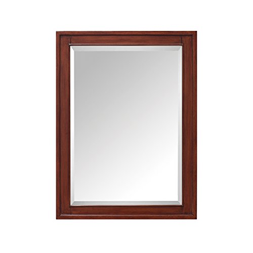 Avanity Madison 24 in. Mirror Cabinet in Tobacco finish