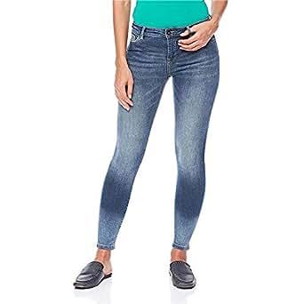 Lee Cooper Slim Fit Jeans for Women - Blue