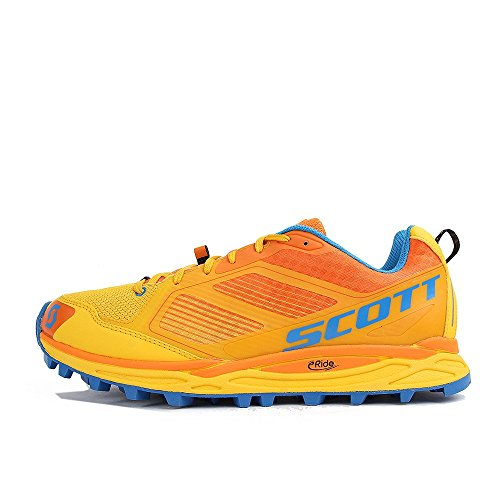 ZAPATILLAS SCOTT KINABALU SUPERTRAC 2.0 Yellow