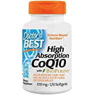 Doctor's Best High Absorption Coq10 w/ BioPerine (100...