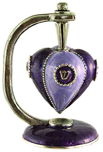 Quest Collection Purple Berry Shaped Dreidel