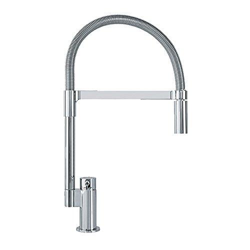 Franke Kitchen Chrome Faucet, Chrome Kitchen Franke Faucet