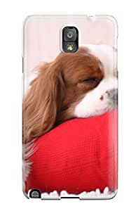 New Style ZippyDoritEduard Hard Case Cover For Galaxy Note 3- Cute Snuggle Time