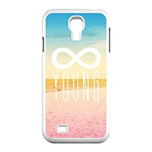 wugdiy New Fashion Cover Case for SamSung Galaxy S4 I9500 with custom Infinite Young