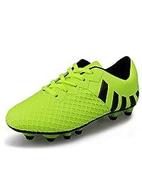Hawkwell Athletic Zapatos cómodos de fútbol para Niños Niñas c9448df455caf