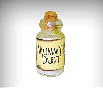 Amazon Com Mummy Dust Halloween Witches Brew Magic Potion Bottle 1