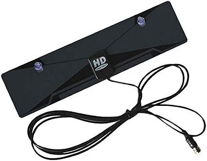 Antena de TV Digital por satélite HD Clear Vision TV Receptor ...
