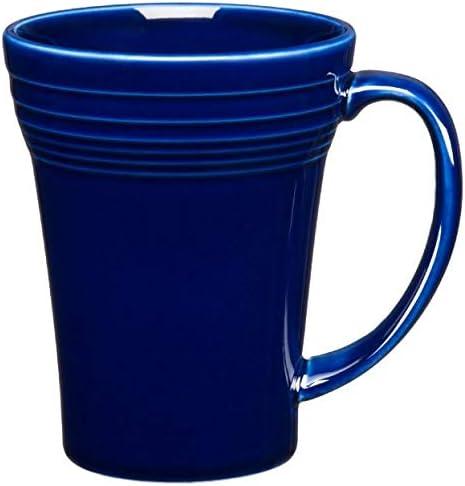 Fiesta/® 15-Ounce Tapered Ceramic Mug Cobalt Blue