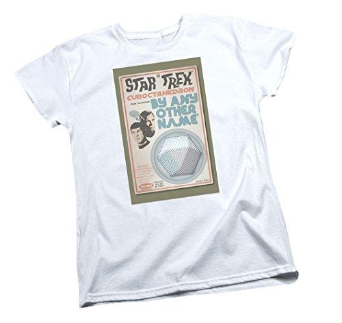 TOS Episode 51 -- Star Trek Episode Art Women's T-Shirt, XX-Large