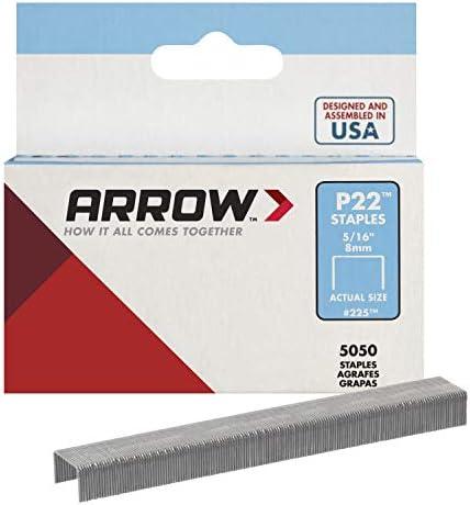 5000 4 boîtes ARROW T50 Staples 10 mm