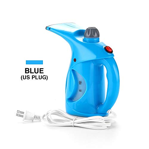 Planchas De Ropa - Portable Garment Steamer - Steamer for Bed Bugs - Steam Clothes Iron - My Little Steamer - Fabric Steam Cleaner - Travel Clothes Steamer - Hand Held Iron