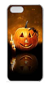 iPhone 5s Cases & Covers - Pumpkin Lights PC Custom Soft Case Cover Protector for iPhone 5s - Transparent