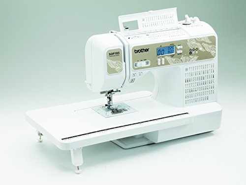 Brother RSQ9185 Computerized Sewing and Quilting Machine, Renewed