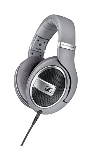 Sennheiser HD 579 Open Back Headphone (Discontinued by Manufacturer)