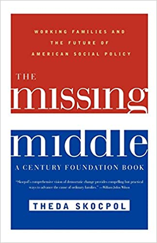 Getting Americas Missing Students Back >> The Missing Middle Working Families And The Future Of American