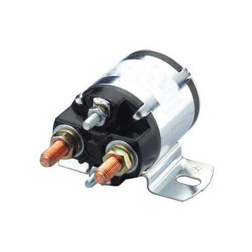 NEW WHITE RODGERS 12 VOLT 100 AMP 4 TERMINAL CONTINUOUS DUTY SOLENOID FITS 124-105111 120-105111-5 124-105111 -