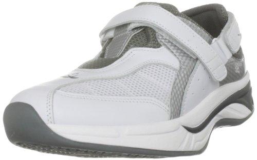 Chung Shi Aubiorig Comfort Step Alex Weiss/hellgrau 9101145-5.5, Sneakers Basses Femme Blanc