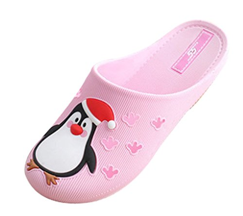 Cattior Mujeres Bathroom Shower House Slippers Sandalias De Playa Rosa