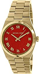MK5936 Michael Kors Channing Gold-Tone Ladies Watch