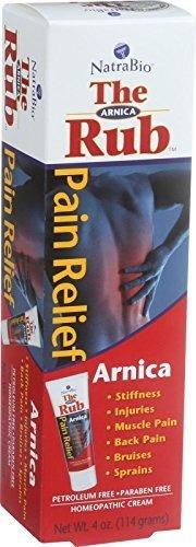 Natra Bio Cream Arnica Rub