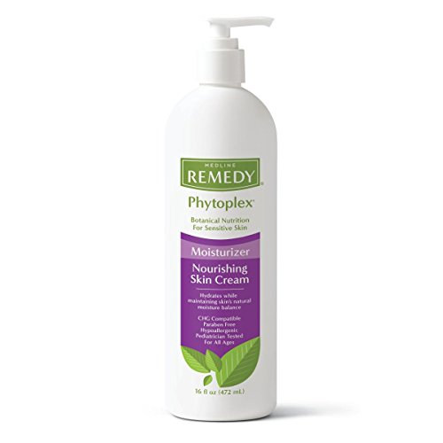 Medline Remedy Phytoplex Nourishing Skin Cream, 16 Fluid (Protectant Scented Body Lotion)