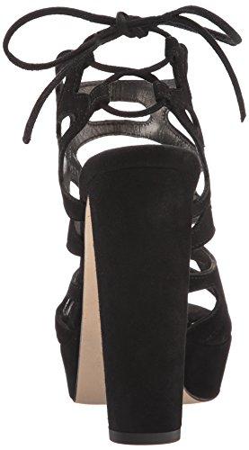 Wildcat Black Platform Sandal Stuart Weitzman Women qxwaSE80B