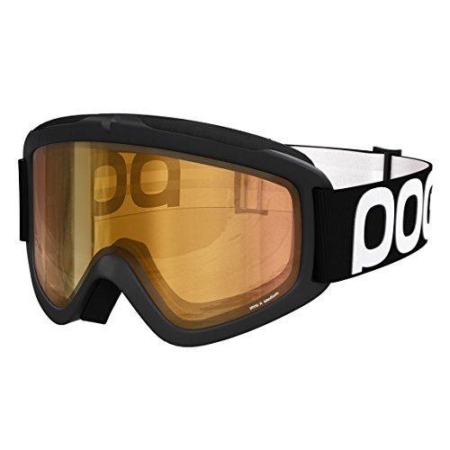 POC Iris X Skiing Goggles, Regular, Uranium Black Frame