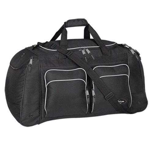 Travelers Club Multi Pocket Adjustable Compartment