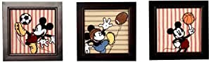 Disney Vintage Mickey Wall Art (Discontinued by Manufacturer)