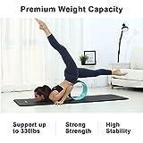 "REEHUT Yoga Wheel - 12.6"" x 5"" Strong Premium"