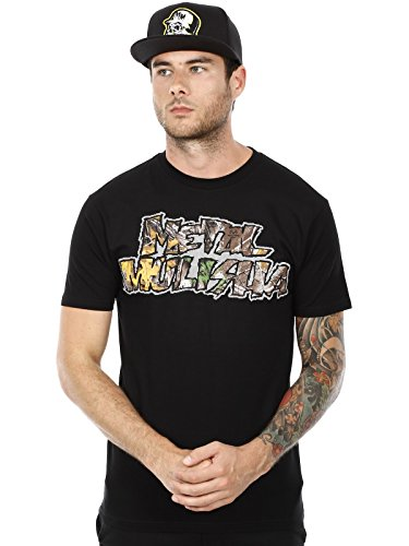 Herren T-Shirt METAL MULISHA - On Target - BLK