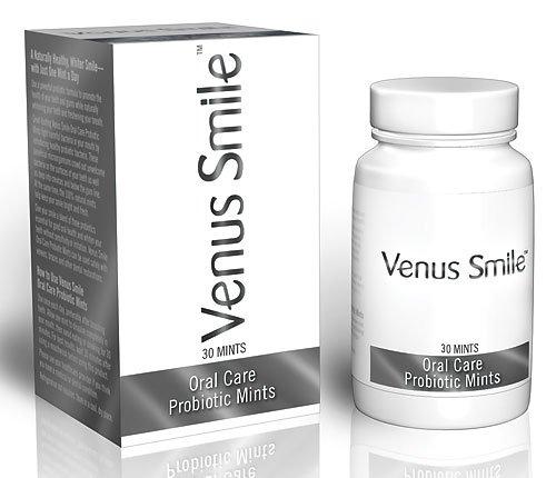 Venus Smile® Oral Care Probiotic Mints