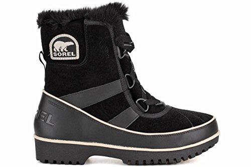 Sorel Women's Tivoli Ii Snow Boot, Black, 8.5 B US NL2089