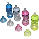 Sharebear Sippy Cup, 12 oz, 4 Pack