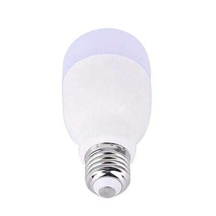 Amazon com: Haihuic E27/E26 LED Smart WiFi Light Bulb, RGB