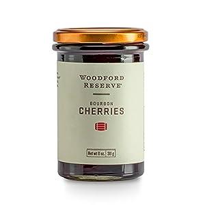 BOURBON BARREL FOODS WOODFORD RESERVE BOURBON CHERRIES WRCC