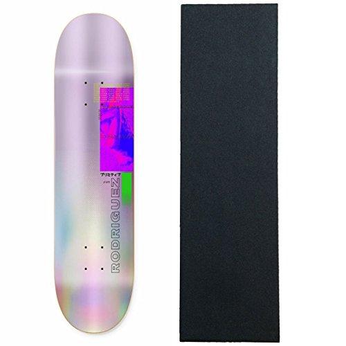 火薬マザーランドグロープリミティブスケートボードデッキRodriguez新しい将来8.0