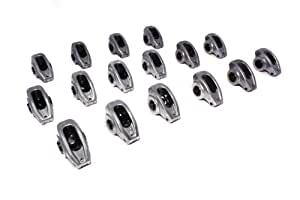 """Competition Cams 17002-16 High Energy Die Cast Aluminum Roller 1.6 Ratio, 3/8"""" Stud Diameter Rocker Arm for Small Block Chevrolet"""