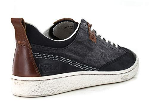 Sneakers Fe White Homme Basse Blue Light Santa Pfpq5x