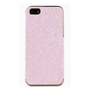 The Phnom Penh Cross Pattern Case for iPhone 5/5S , Purple