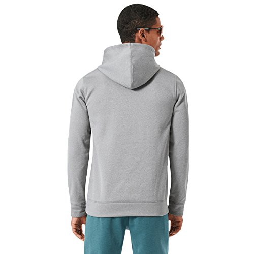 Oakley Homme Training Sweat Athletic 360 Keather Flc Grey Po xXPnaFxr