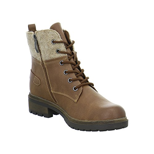 Boots 25110 Tamaris Ankle 29 1 Muscat Women's Brown 311 aEqPwqHnW